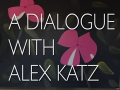 MOCAtv Alex Katz: A Dialogue – The Artist's Studio 2013